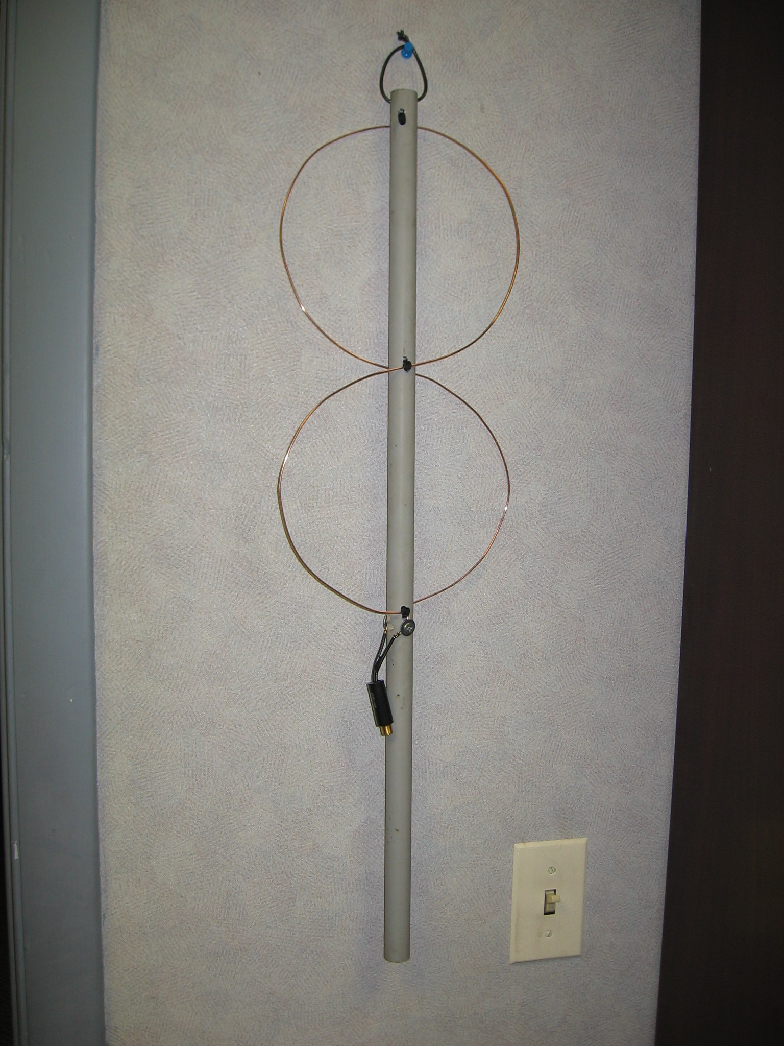 Diy vhf tv antenna on two do it yourself antennas he s been